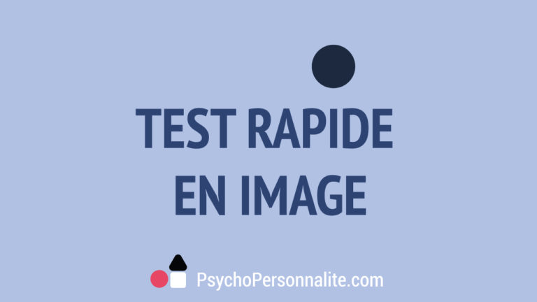 Test rapide en image