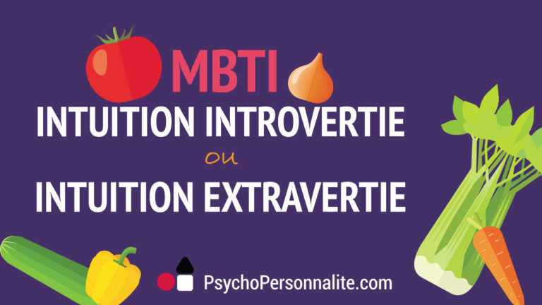 MBTI - intuition introvertie - intuition extravertie