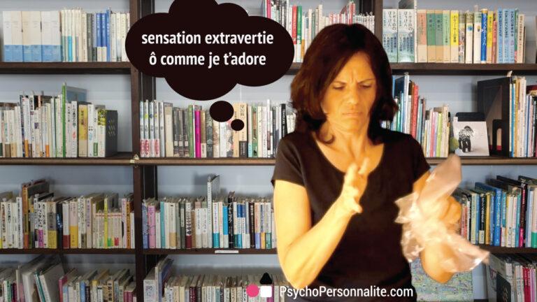 Sensation extravertie