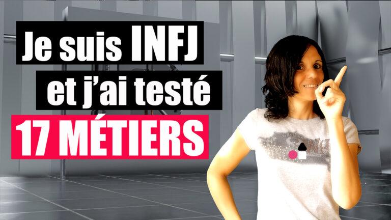 infj - 17 métiers