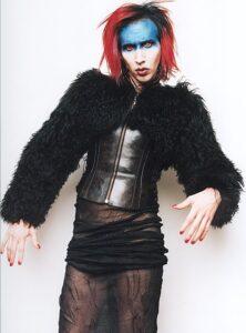 Marilyn Manson INFJ